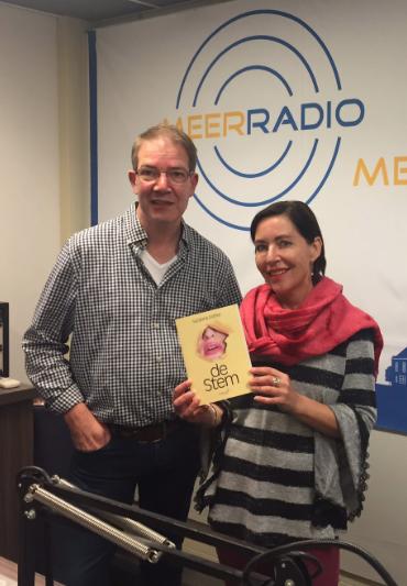 Beluister het interview met Suzanna Esther op MeerRadio