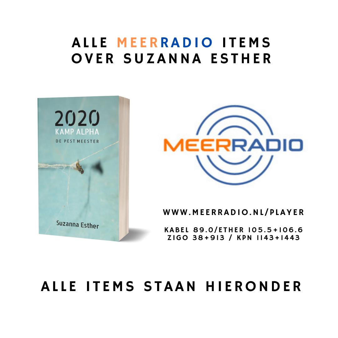 Meerradio items over Suzanna Esther