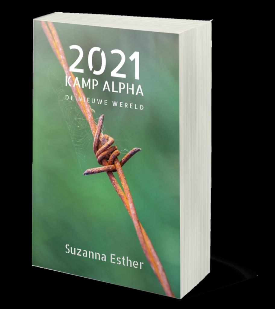 2021 Kamp Alpha - de nieuwe wereld