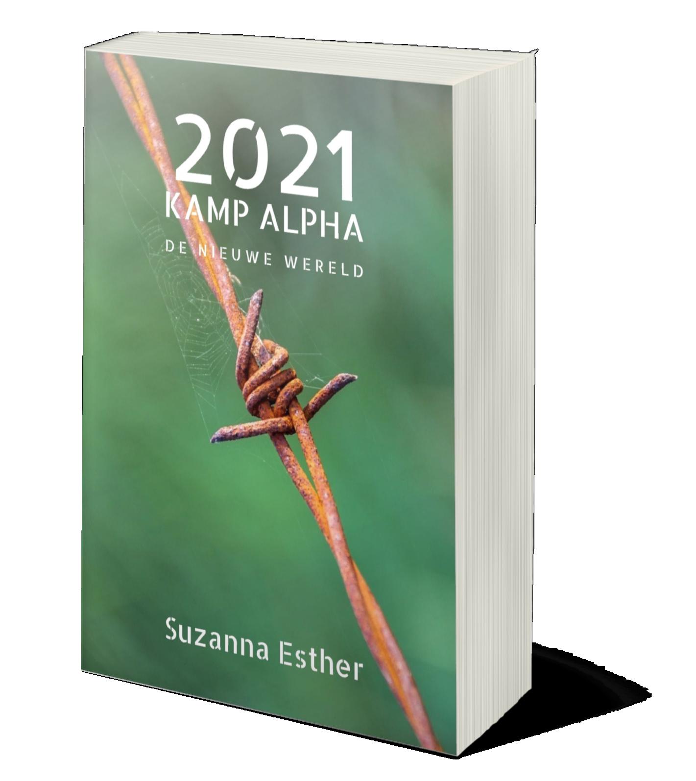 2021 Kamp Alpha – De Nieuwe Wereld